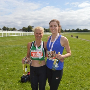 Epsom Downs 10K Top Females