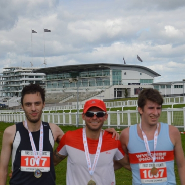 Epsom Downs 10K Top Males